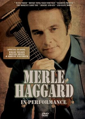 Rent Merle Haggard: In Performance Online DVD Rental
