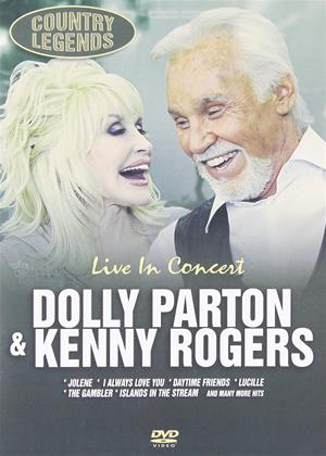 Rent Dolly Parton and Kenny Rogers: Live in Concert Online DVD Rental