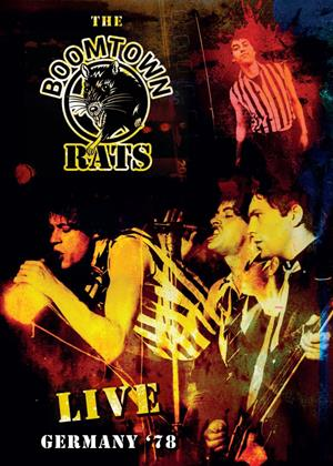 Rent The Boomtown Rats: Live in Germany Online DVD Rental