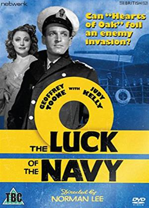 Rent The Luck of the Navy (aka North Sea Patrol) Online DVD Rental