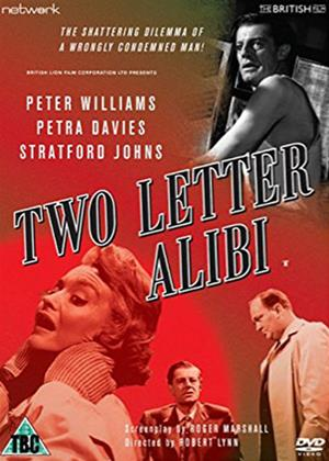 Rent Two Letter Alibi (aka Death and the Sky Above) Online DVD Rental