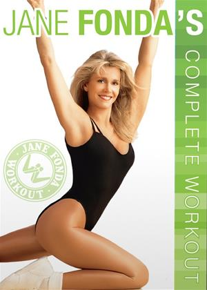 Rent Jane Fonda's Complete Workout Online DVD Rental