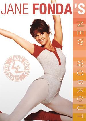 Rent Jane Fonda's New Workout Online DVD Rental
