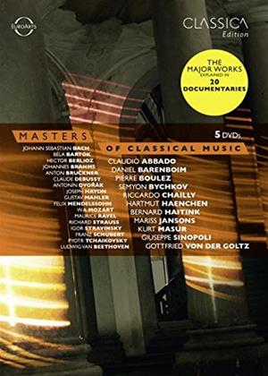 Rent Masters of Classical Music Online DVD Rental