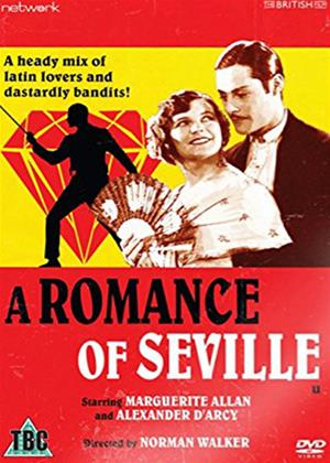 Rent A Romance of Seville Online DVD Rental