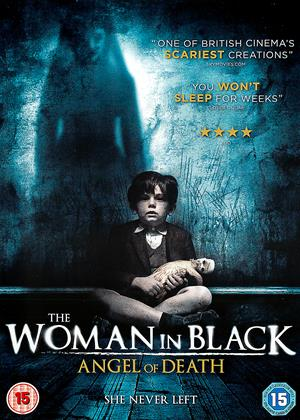 Rent The Woman in Black: Angel of Death Online DVD & Blu-ray Rental