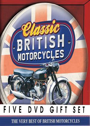 Rent Classic British Motorcycles Online DVD Rental