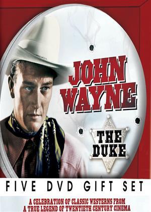 Rent John Wayne: The Duke Online DVD & Blu-ray Rental