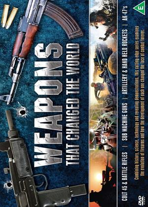 Rent Weapons That Changed the World Online DVD Rental