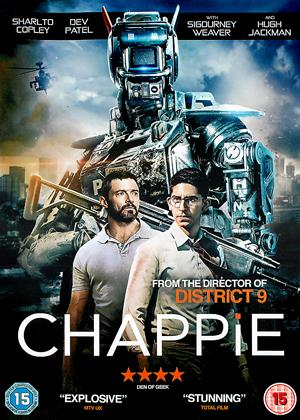 Chappie Online DVD Rental