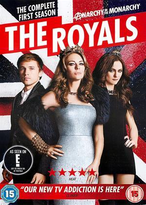 Rent The Royals: Series 1 Online DVD Rental