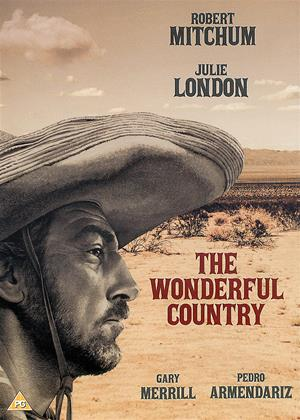 Rent The Wonderful Country Online DVD Rental