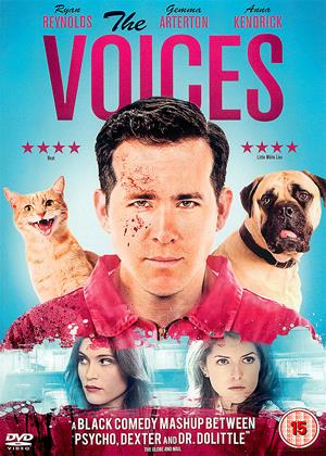 The Voices Online DVD Rental