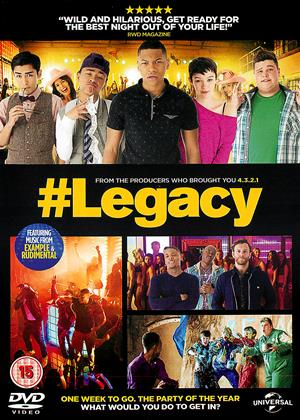 Rent Legacy Online DVD & Blu-ray Rental