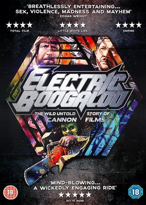 Electric Boogaloo: The Wild, Untold Story of Cannon Films Online DVD Rental
