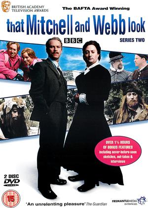 Rent That Mitchell and Webb Look: Series 2 Online DVD Rental