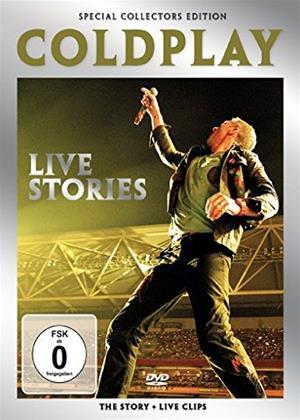 Rent Coldplay: Live Stories Online DVD & Blu-ray Rental