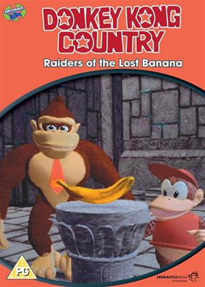 Rent Donkey Kong Country: Raiders of the Lost Bananas Online DVD Rental