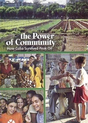 Rent The Power of Community: How Cuba Survived Peak Online DVD Rental