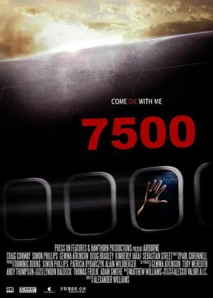Rent Flight 7500 (aka 7500) Online DVD Rental
