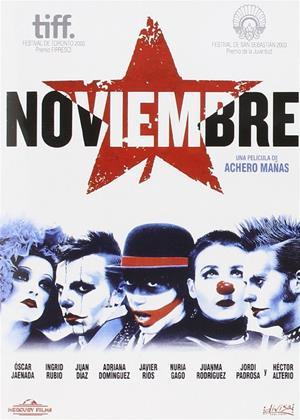 Rent November (aka Noviembre) Online DVD Rental