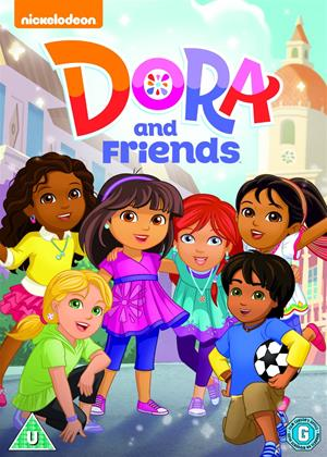 Rent Dora and Friends Online DVD Rental