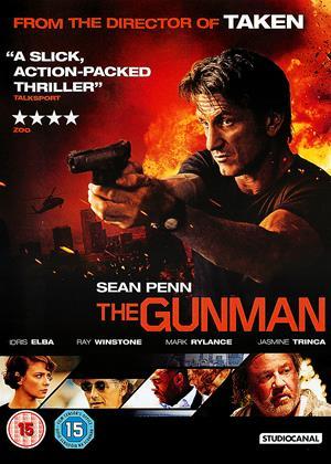 Rent The Gunman Online DVD Rental