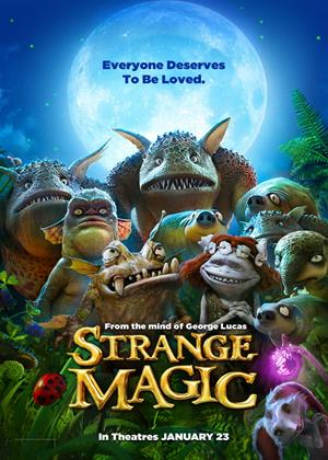 Rent Strange Magic Online DVD Rental