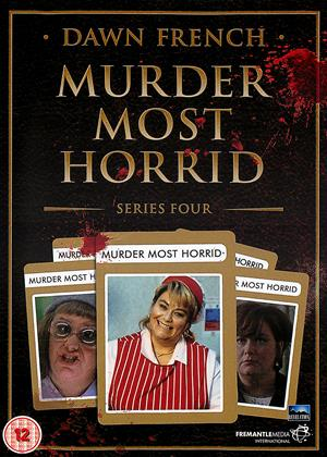 Rent Murder Most Horrid: Series 4 Online DVD Rental