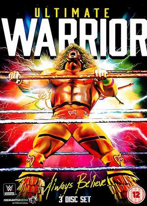Rent WWE: Ultimate Warrior: Always Believe Online DVD Rental