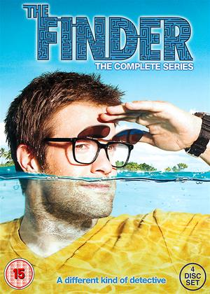 Rent The Finder: The Complete Series Online DVD Rental