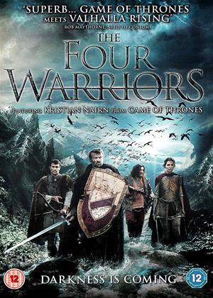Rent The Four Warriors Online DVD Rental