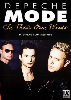 Rent Depeche Mode: In Their Own Words Online DVD & Blu-ray Rental