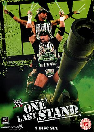 Rent WWE: DX: One Last Stand Online DVD Rental