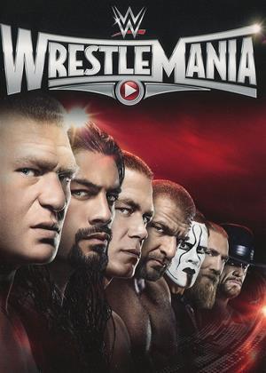 WWE: WrestleMania 31 Online DVD Rental