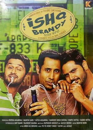 Rent Ishq Brandy Online DVD Rental