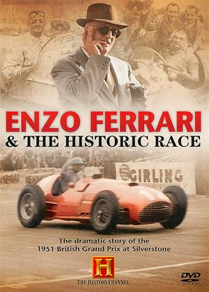 Rent Enzo Ferrari and the Historic Race Online DVD Rental