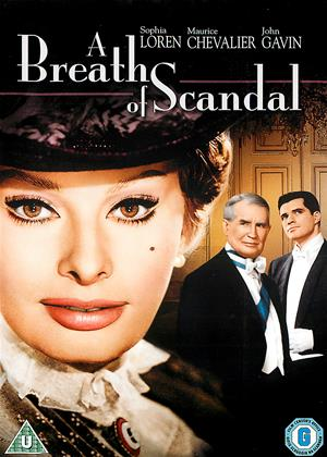 Rent A Breath of Scandal Online DVD & Blu-ray Rental