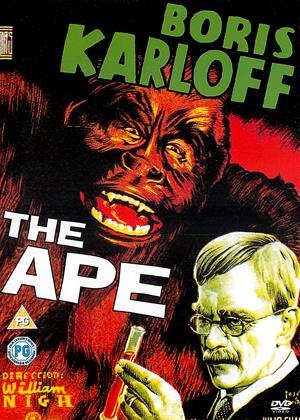 Rent The Ape Online DVD Rental