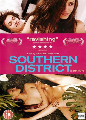 Southern District Online DVD Rental