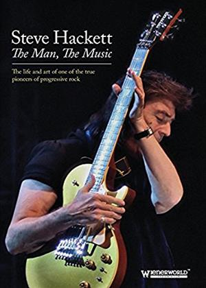 Rent Steve Hackett: The Man, the Music Online DVD Rental