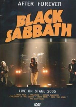 Rent Black Sabbath: After Forever Online DVD Rental