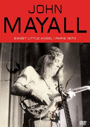 Rent John Mayall: Sweet Little Angel Online DVD Rental