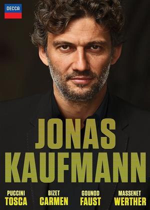 Rent Jonas Kaufmann: Carmen/Tosca/Faust/Werther Online DVD & Blu-ray Rental