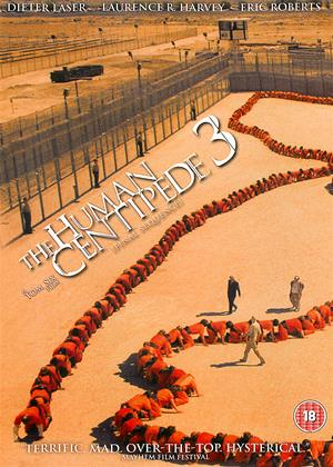 Rent The Human Centipede 3: Final Sequence Online DVD Rental