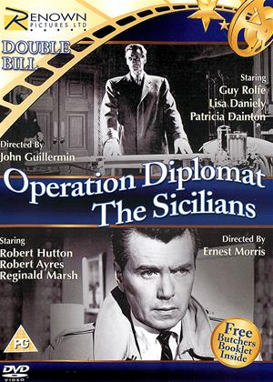 Rent Operation Diplomat / The Sicilians Online DVD Rental