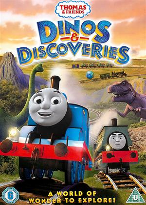 Rent Thomas the Tank Engine and Friends: Dinos and Discoveries Online DVD Rental