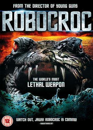 Rent Robocroc Online DVD Rental