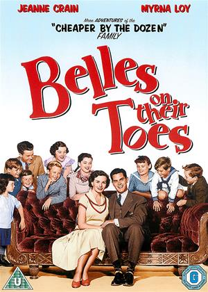 Rent Belles on Their Toes Online DVD & Blu-ray Rental
