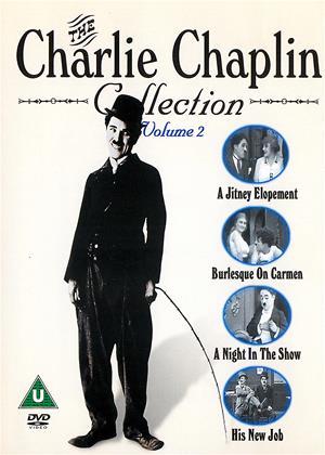 Rent Charlie Chaplin Collection: Vol.2 Online DVD Rental